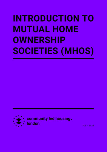 Introduction to Mutual Home Ownership Societies